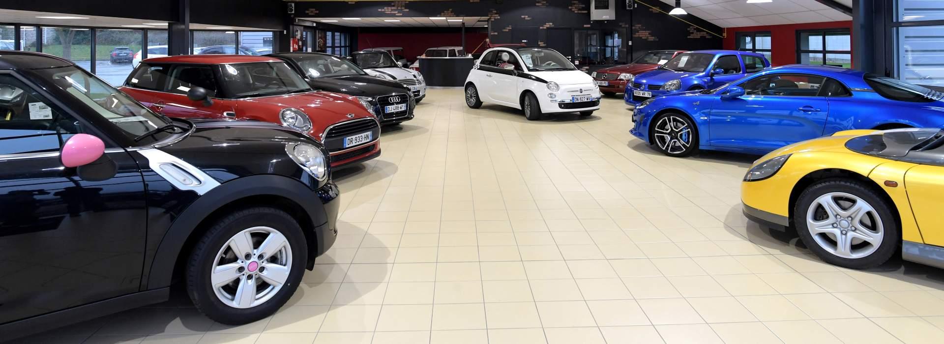 Vente auto, entretien, réparation et carrosserie toutes marques à Saint-Malo